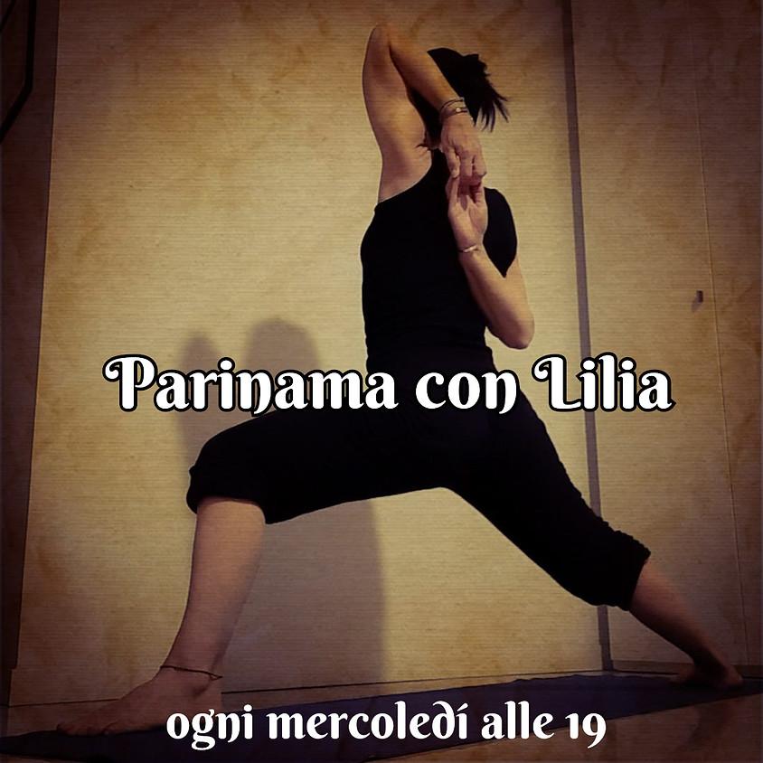 Pratica Parinama Yoga con Lilia - Per Ogni Livello