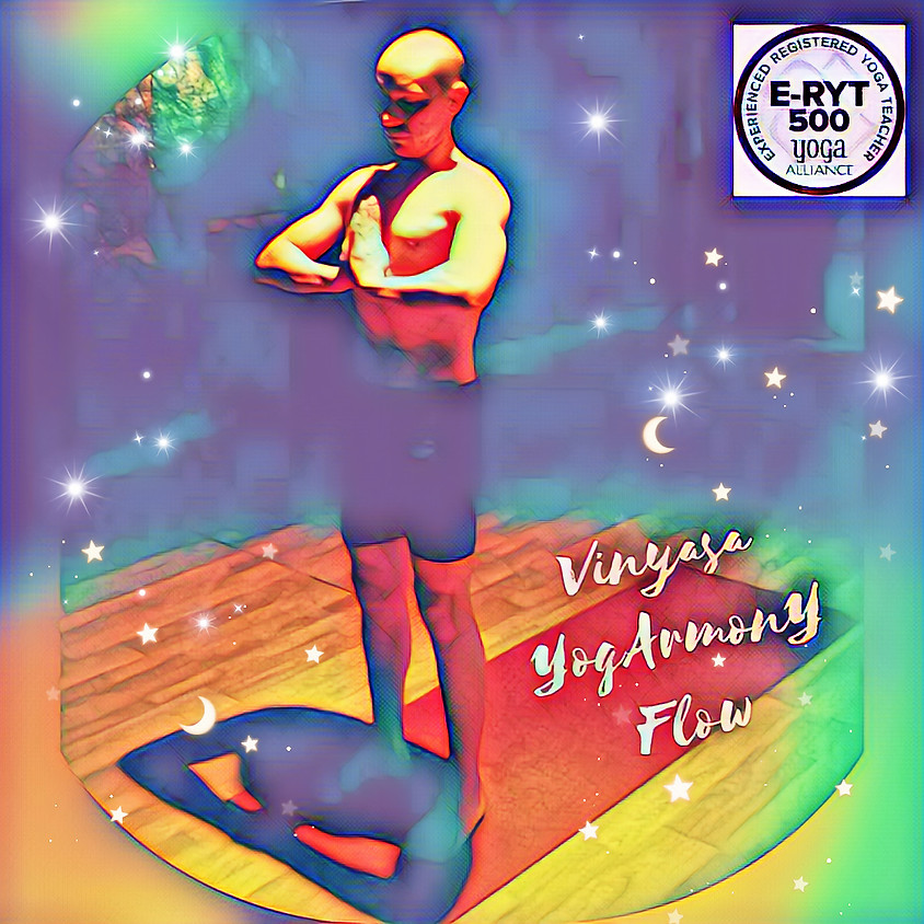 VINYASA YogArmonY Flow di Luca Siddhartha - Multilivello