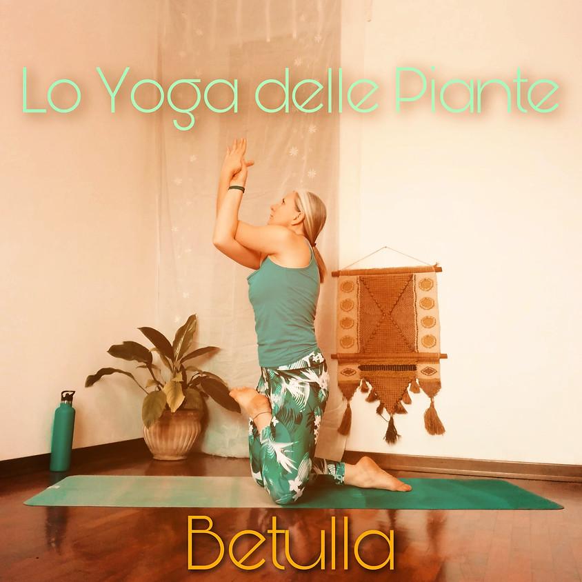 LO YOGA DELLE PIANTE con Tuatara Yoga - Sessione: Betulla