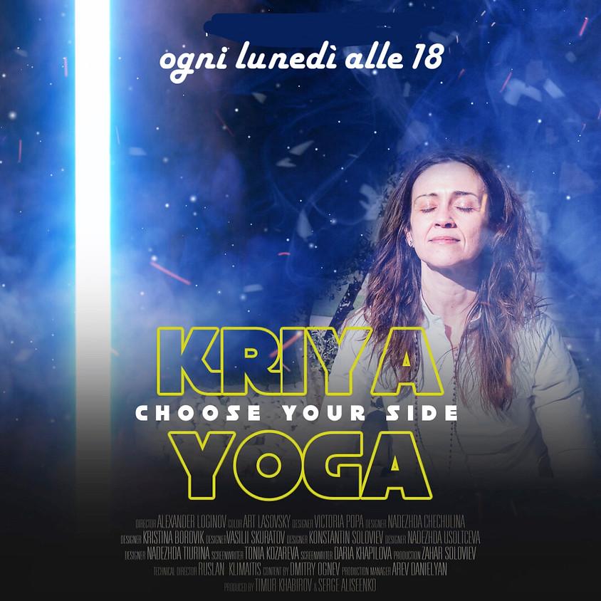 Kriya Yoga con Chiara Chinmayi - Per Tutti i Livelli