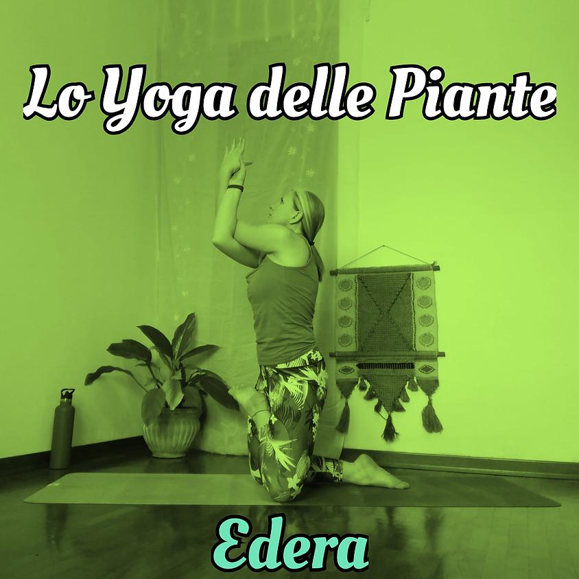 LO YOGA DELLE PIANTE con Tuatara Yoga - Sessione: Edera
