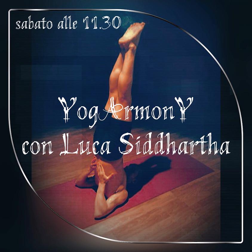 YogArmonY con Luca Siddhartha - Per Tutti