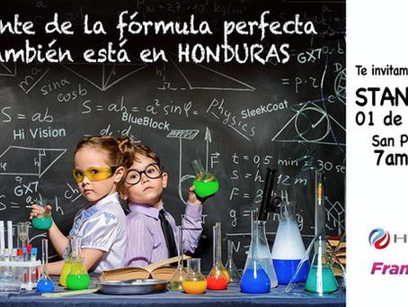 Hi Vision Optical en Franja 2019 Honduras
