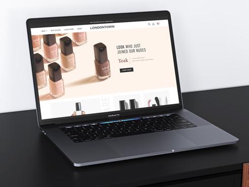 Website + Graphic Design