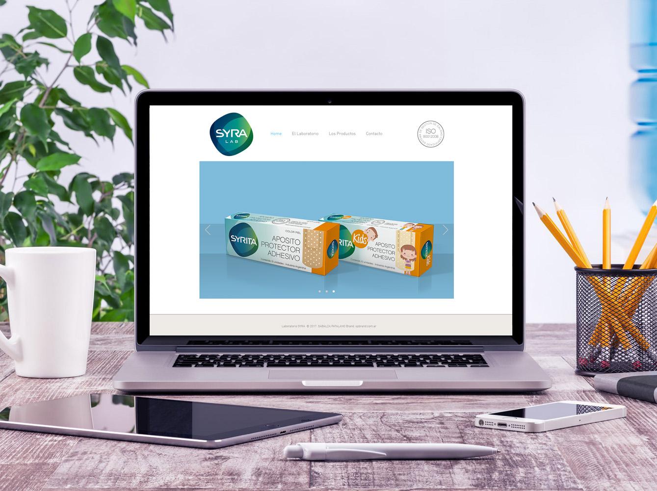 Syra | Sitio web