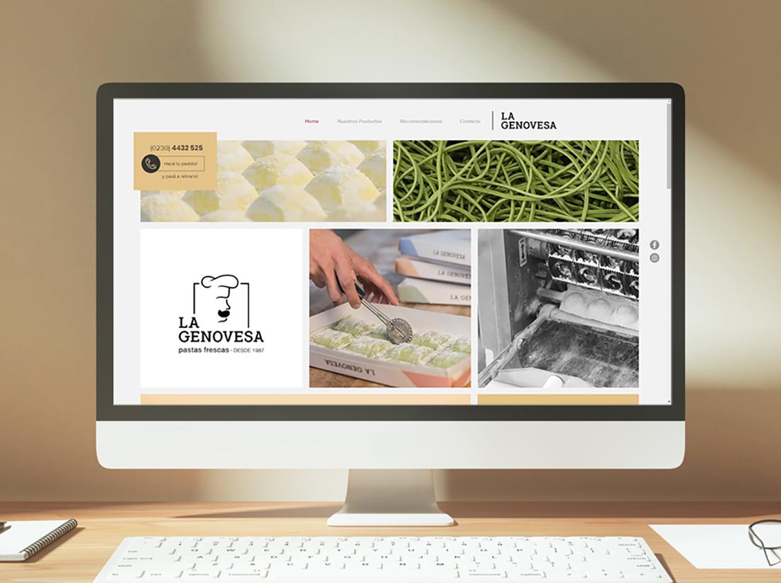 La Genovesa | Sitio web