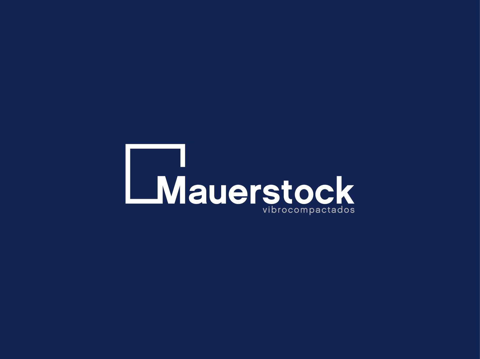 Mauerstock | Branding