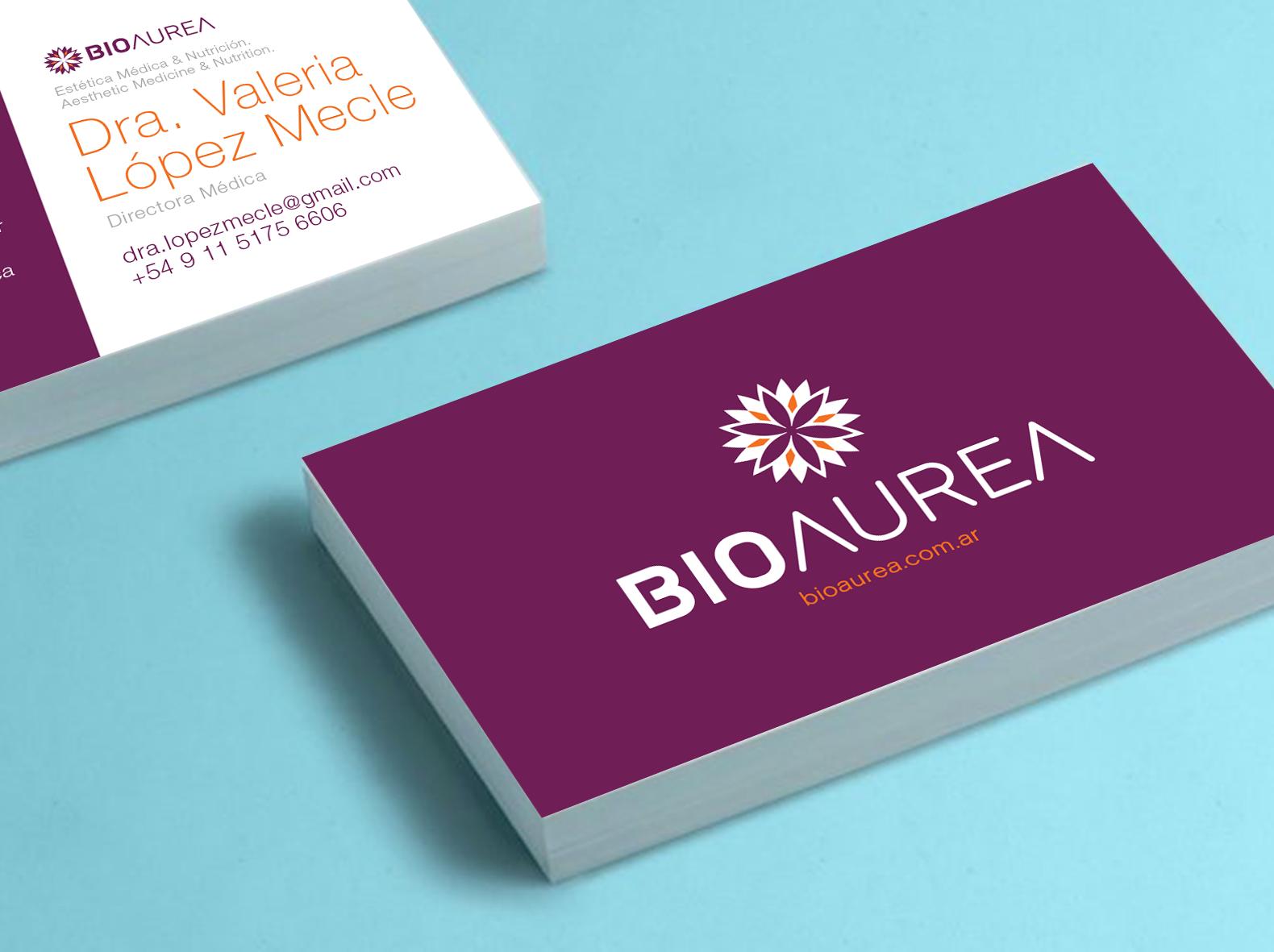 BioAurea | Branding