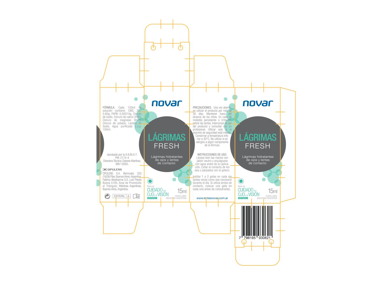 Novar | Packaging