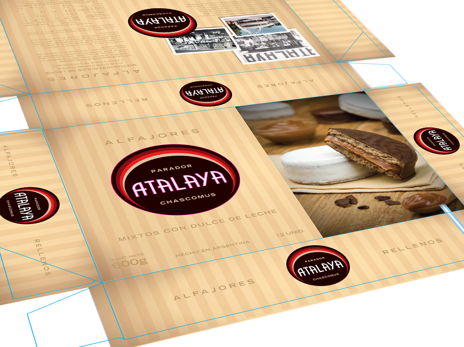 Atalaya | Packaging