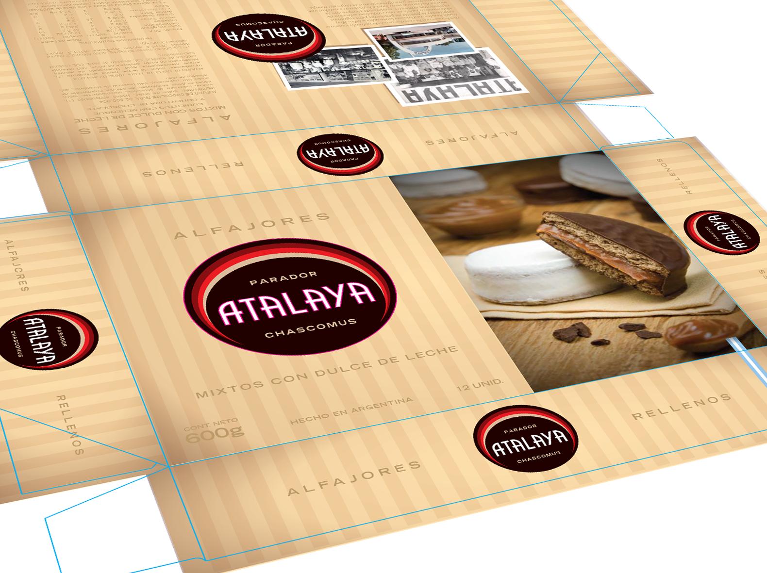 Atalaya | Packaging