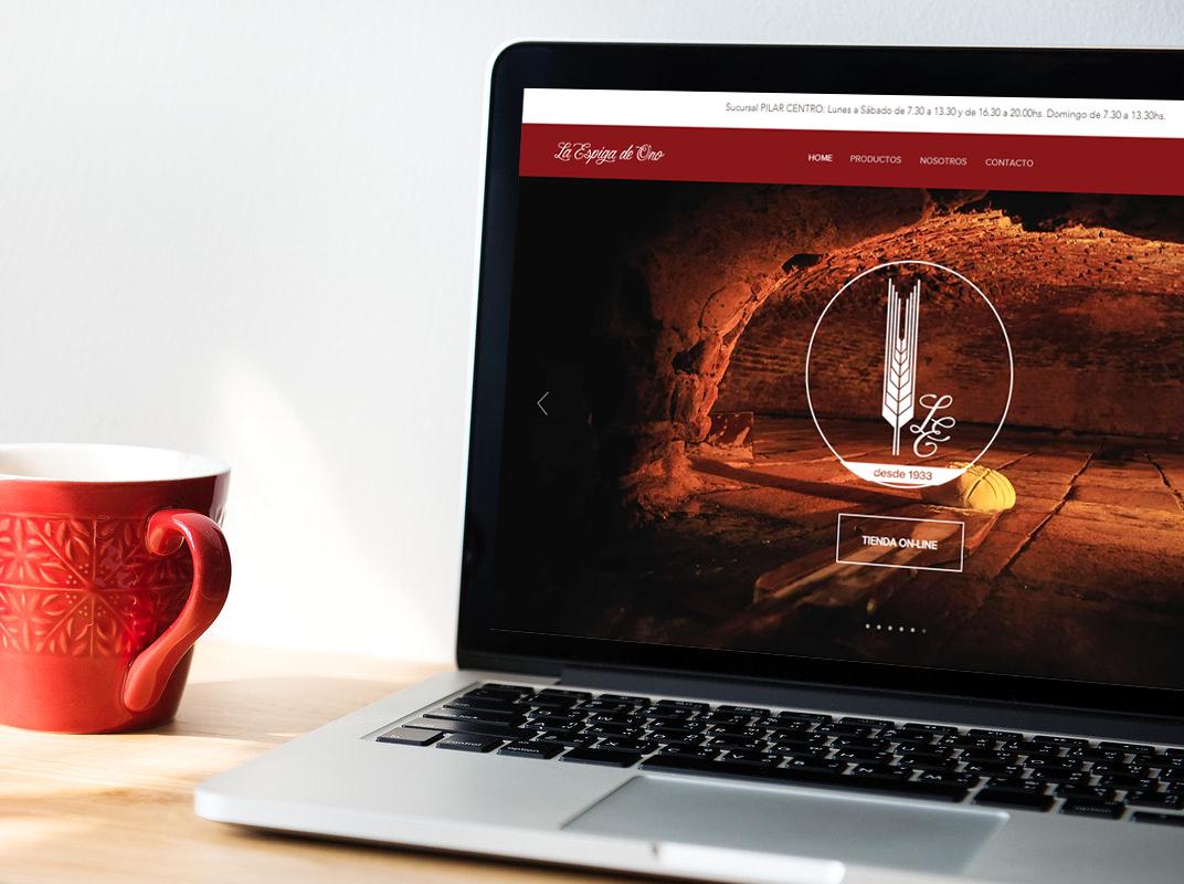 La Espiga de Oro | Sitio web