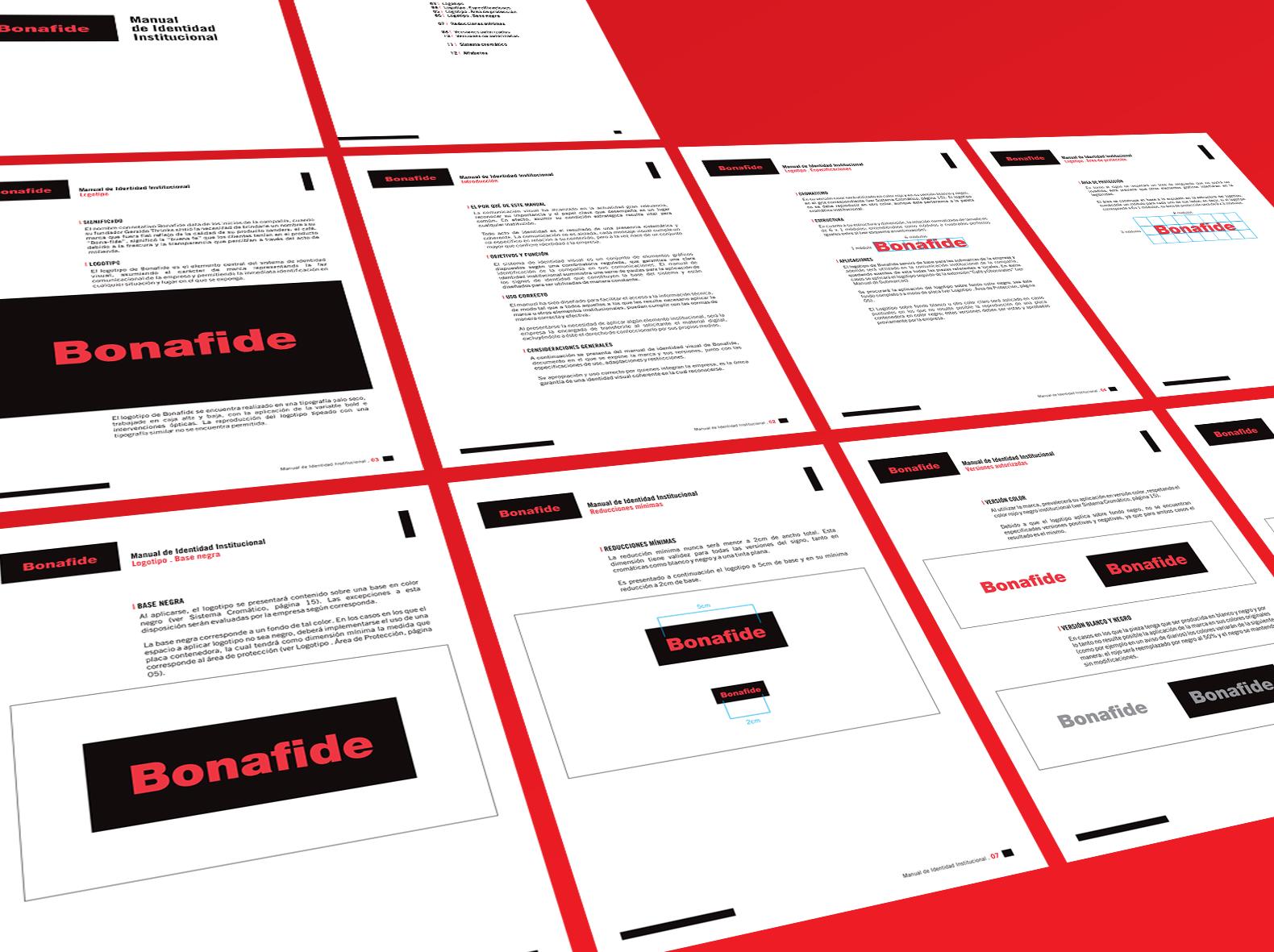 Bonafide | Branding