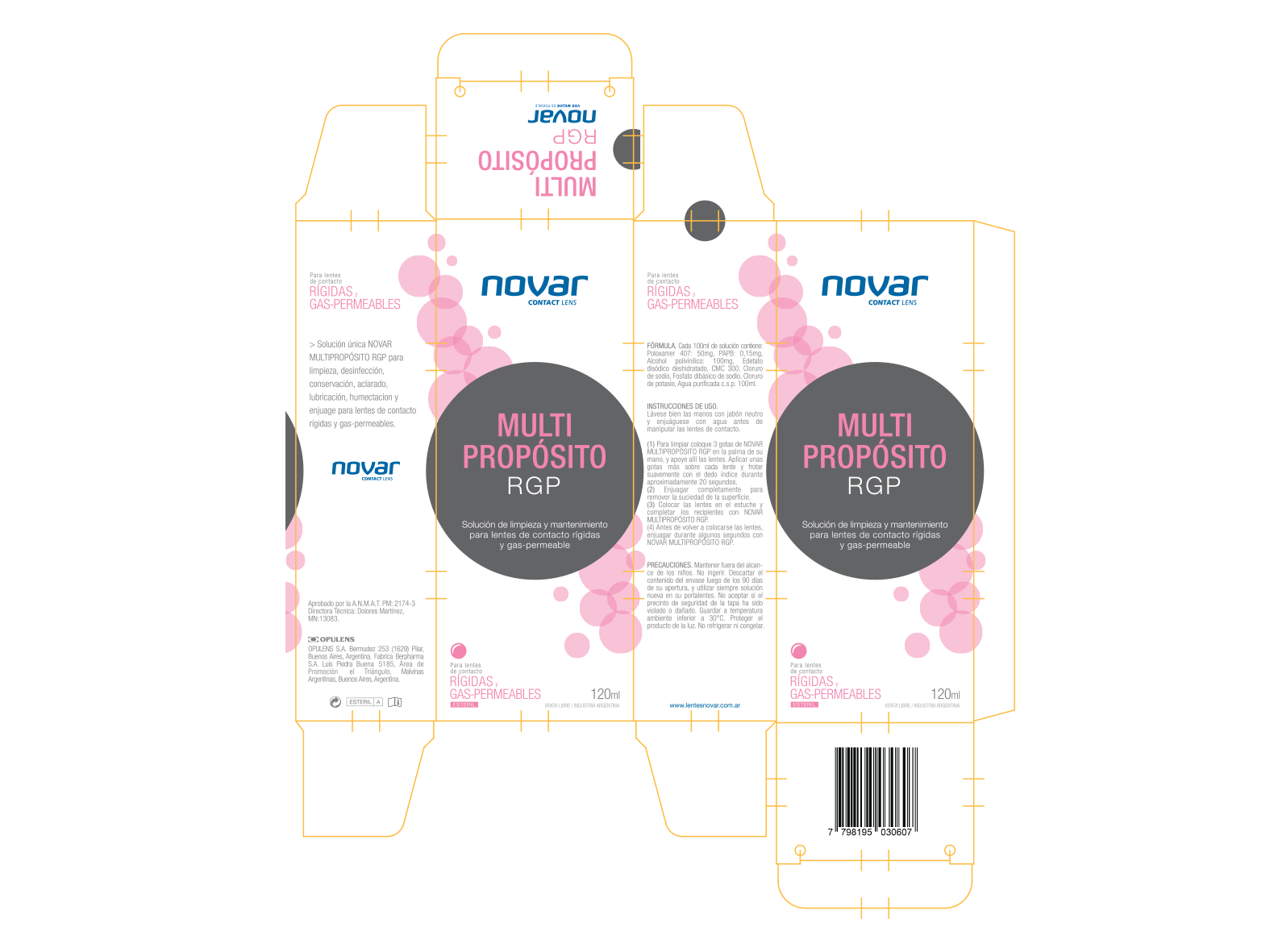 Novar | Packaging