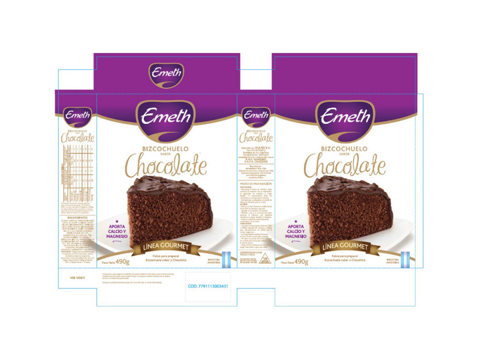 Emeth | Packaging