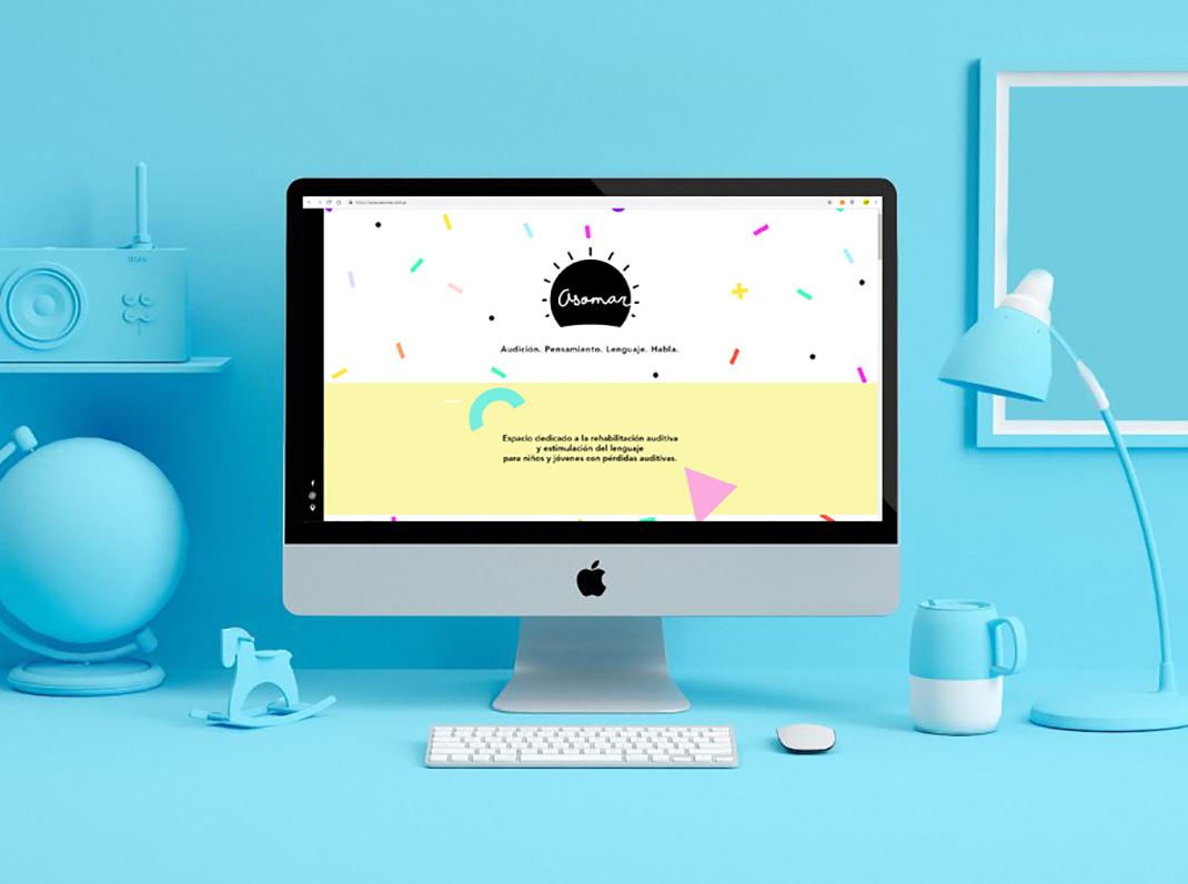Asomar | Sitio web