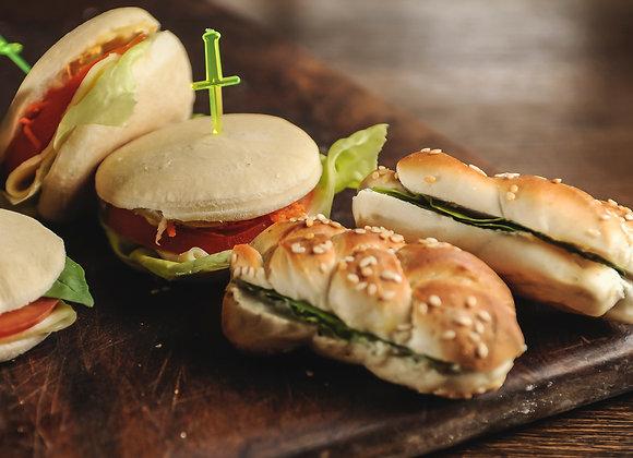 Sandwiches Vegetarianos