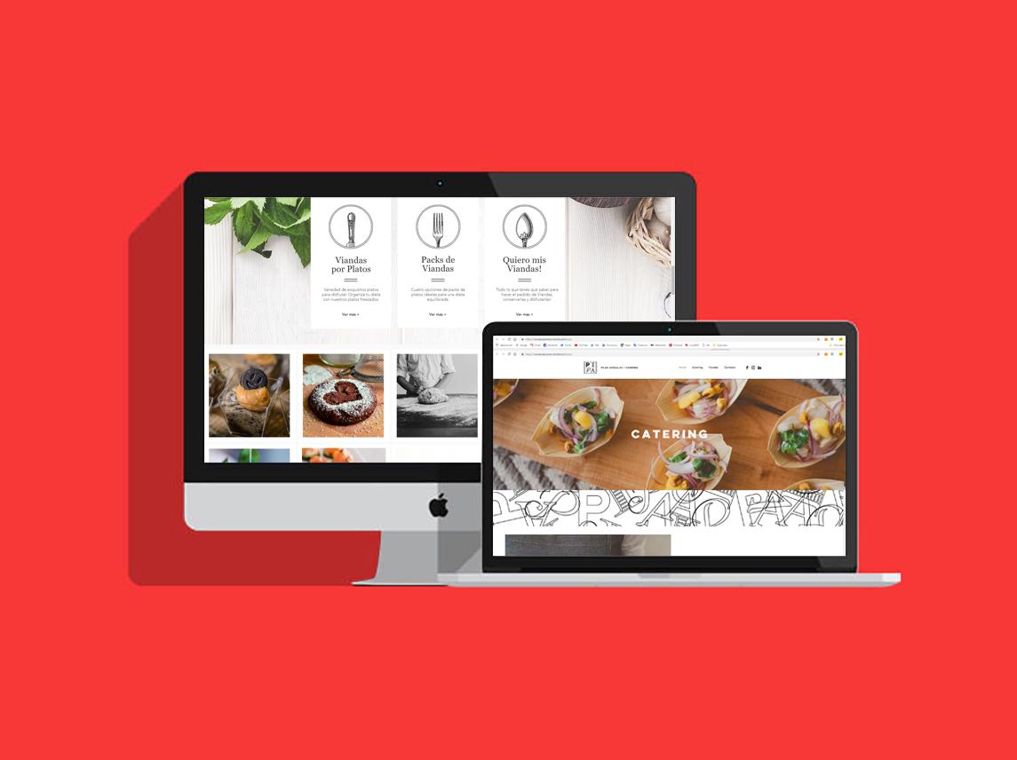 Pipa | Sitio web