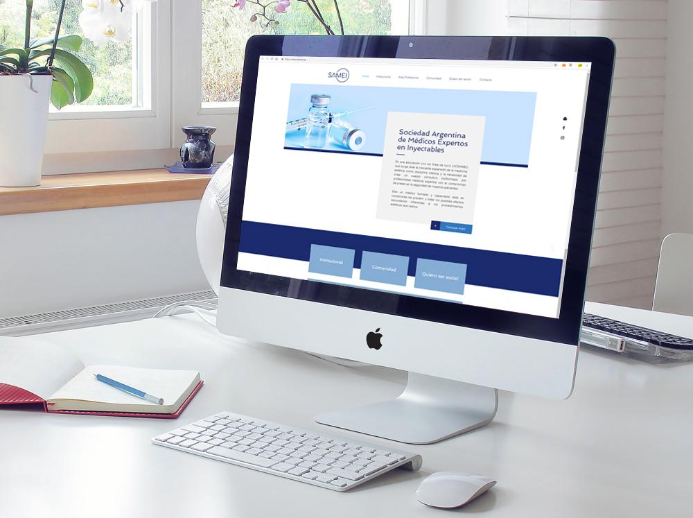 SAMEI | Sitio web