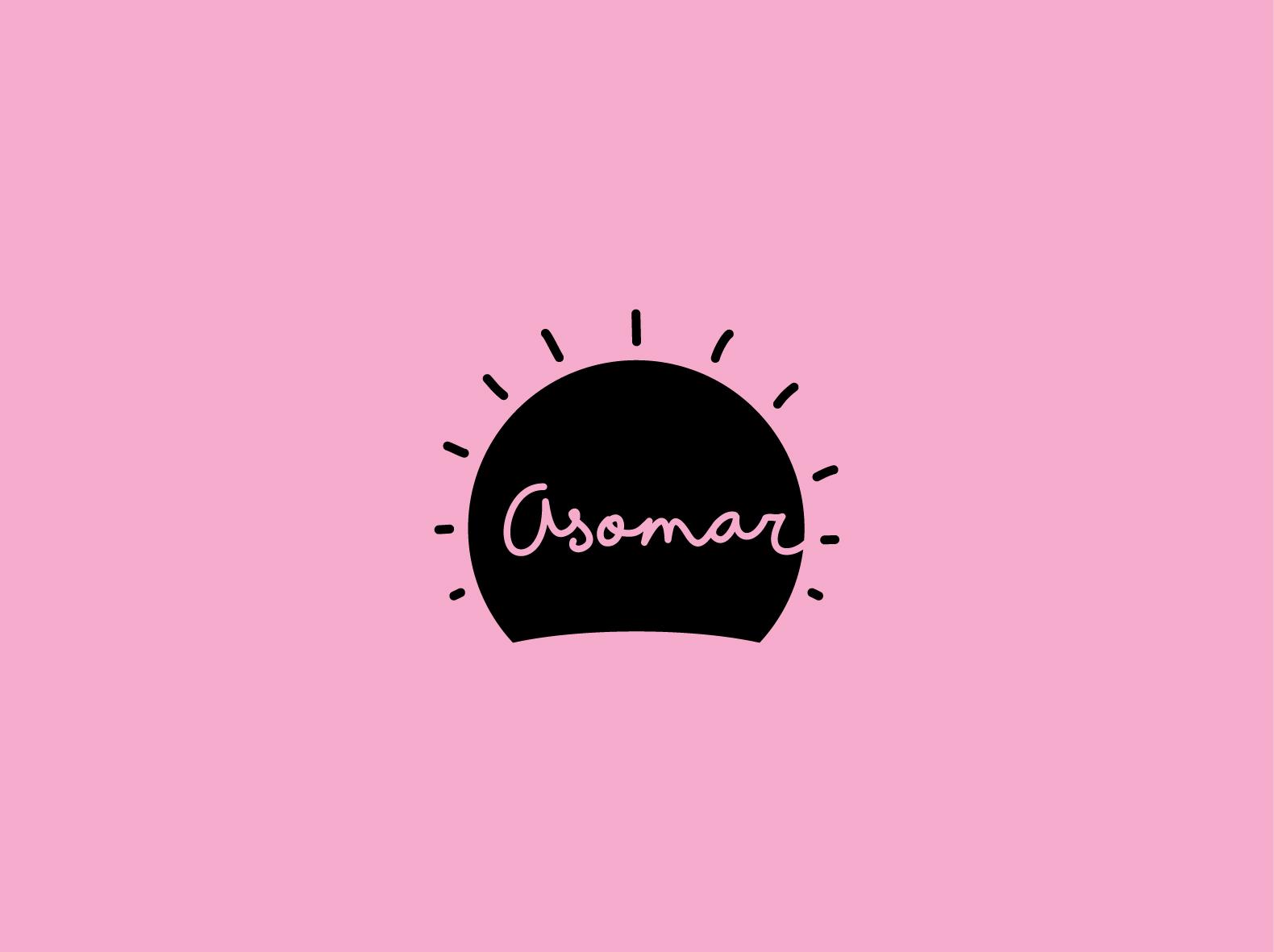 Asomar | Branding