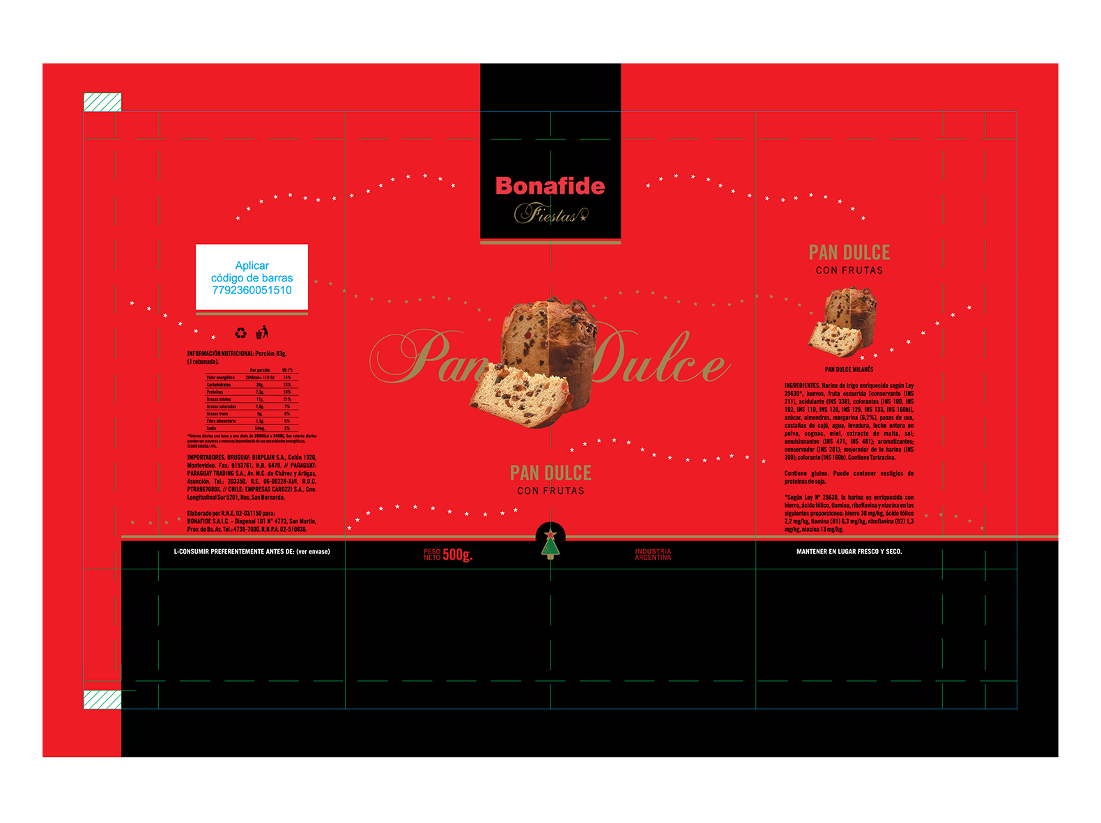 Bonafide | Packaging