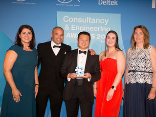 RPS Wins Consultancy and Engineering Awards 2019.
