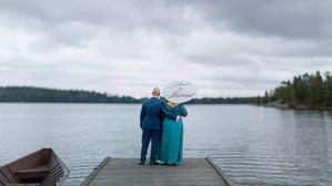 Hääkuvaus Tiitta ja Tuukka Oittaan kartano - Espoo 3.9.2016