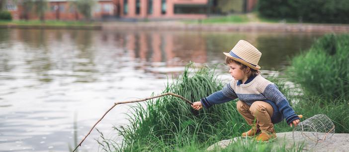 2-vuotiaan kuvaus, Vanhankaupunginkoski - Helsinki