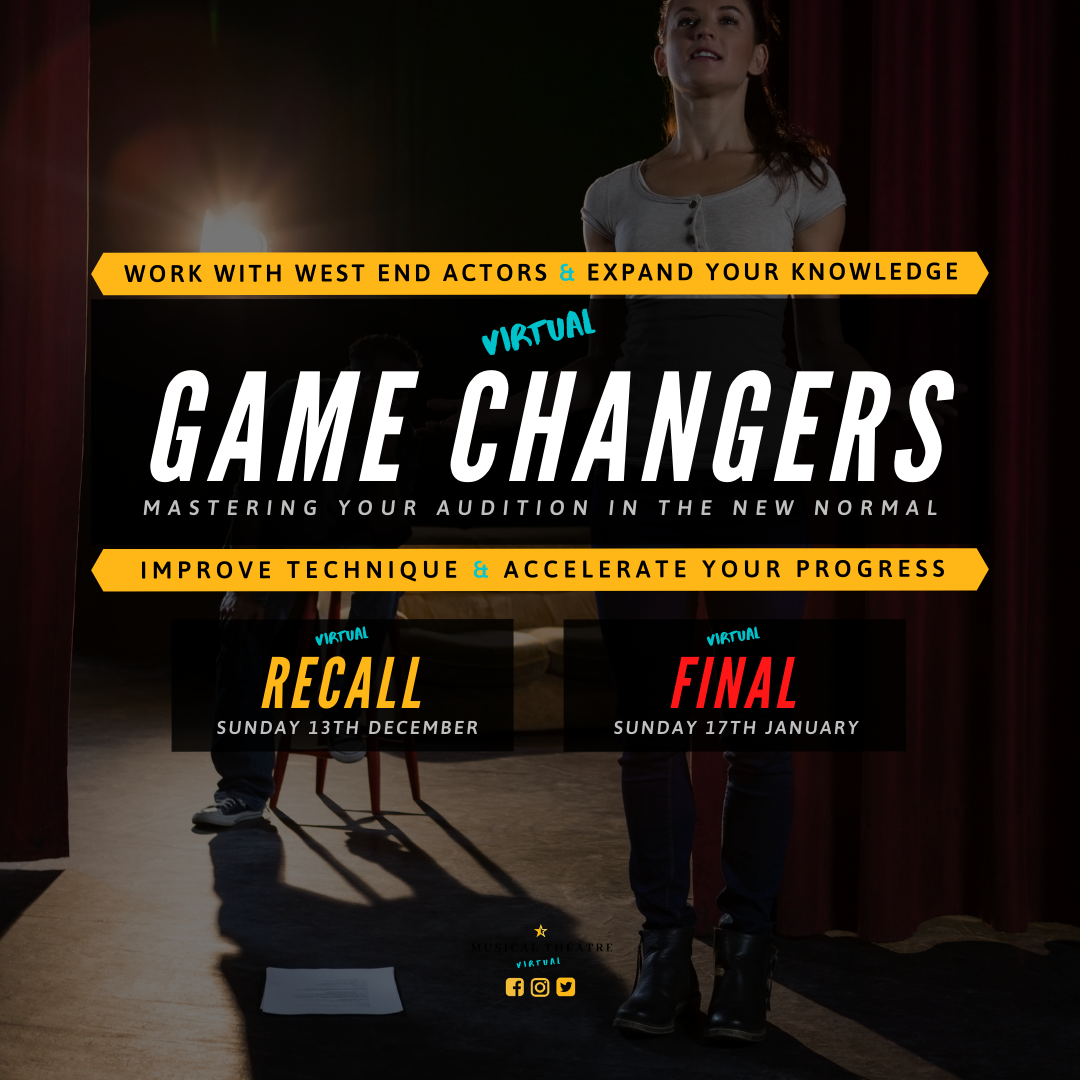 GAME CHANGERS: Final
