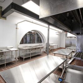 Commercial Kitchen Space