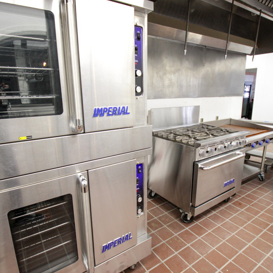 Double Convection & Range oven/griddle