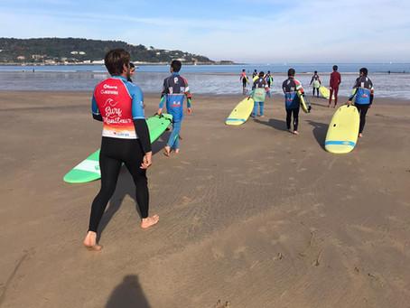 Initiation surf Samedi 17 octobre 2020
