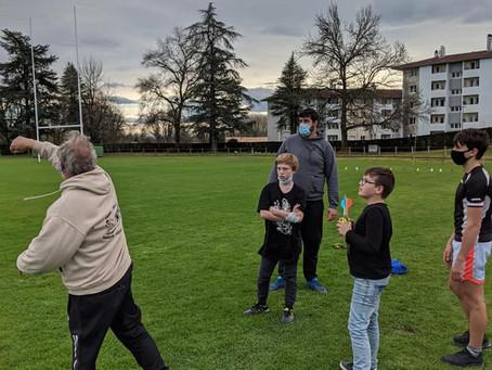 Sport Adapté Jeune: la continuité sur les trois territoires