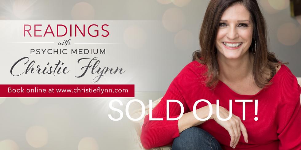 Psychic Medium Christie Flynn - An Intimate Evening of Messages