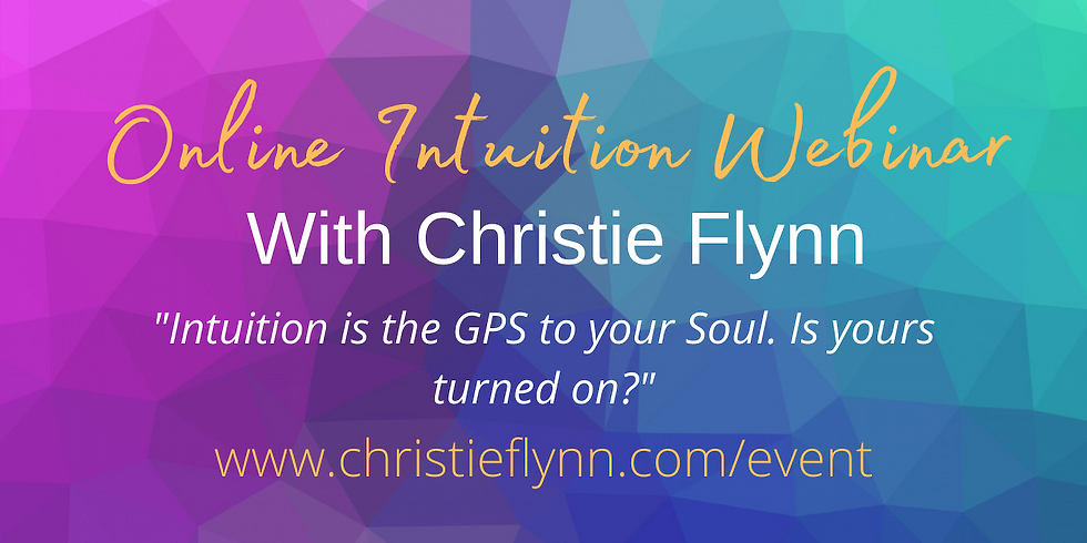 """""""Intuition is the GPS of the soul. Is yours turned ON?"""""""