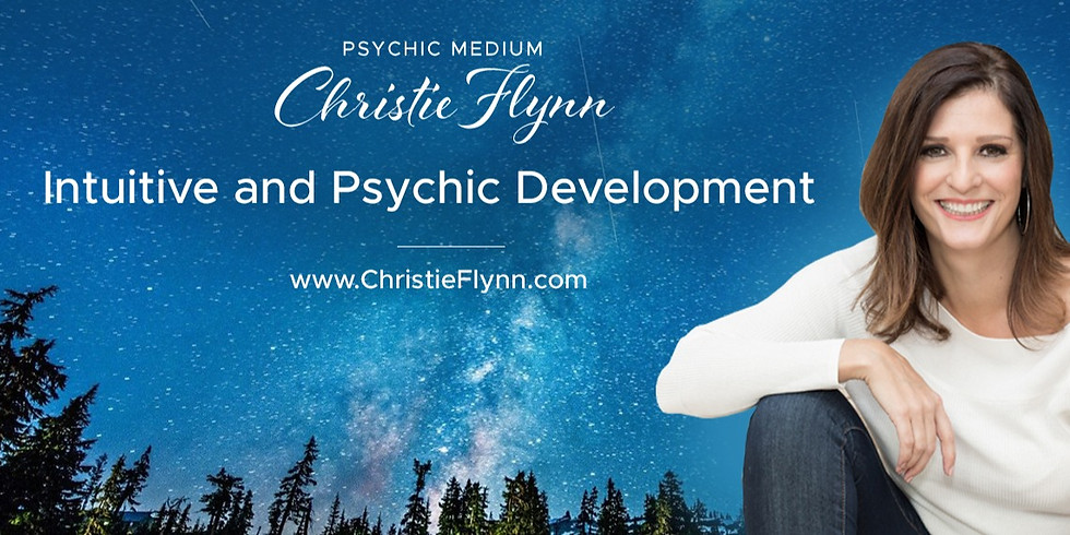 Part 1 Intuitive and Psychic Development Course