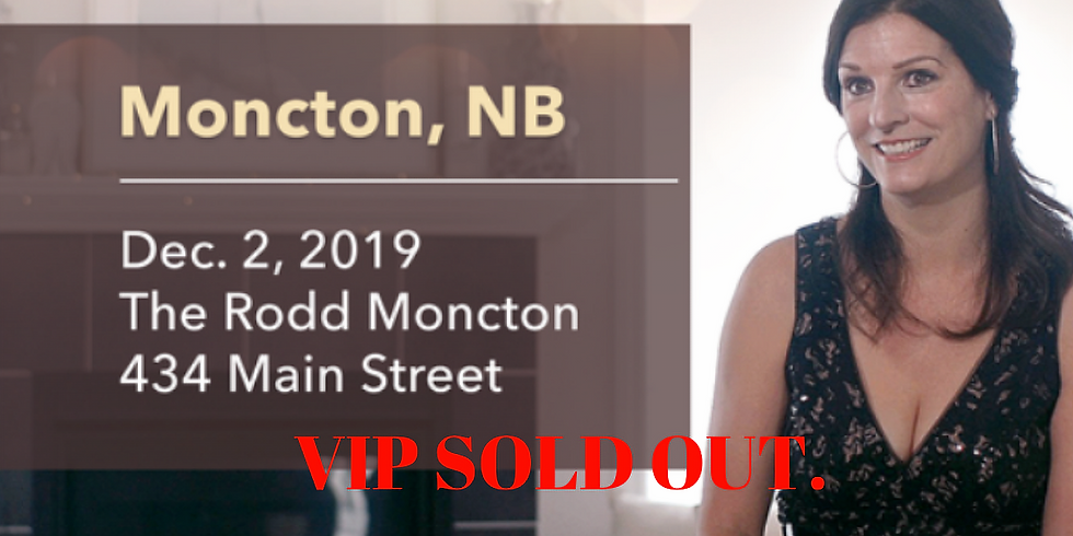 An Evening With The Angels in Moncton