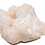 Thumbnail: Peach Stilbite with Green Apophyllite