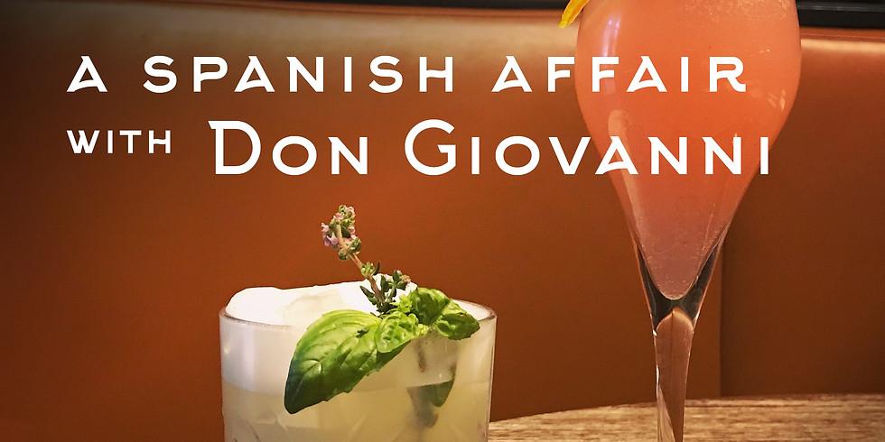 a spanish affair with  Don Giovanni (1)