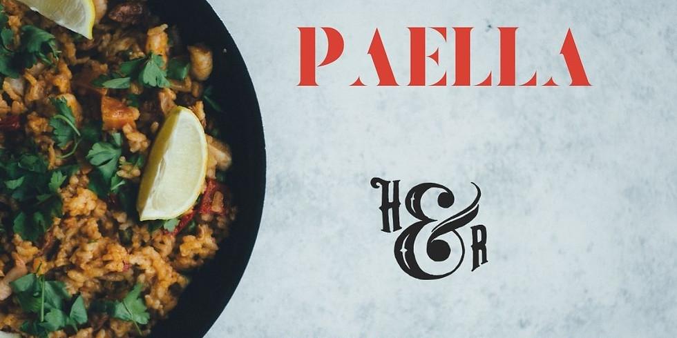 Paella Pop-up