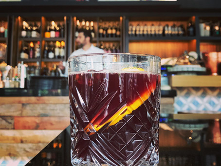 warm up with warm sangria!