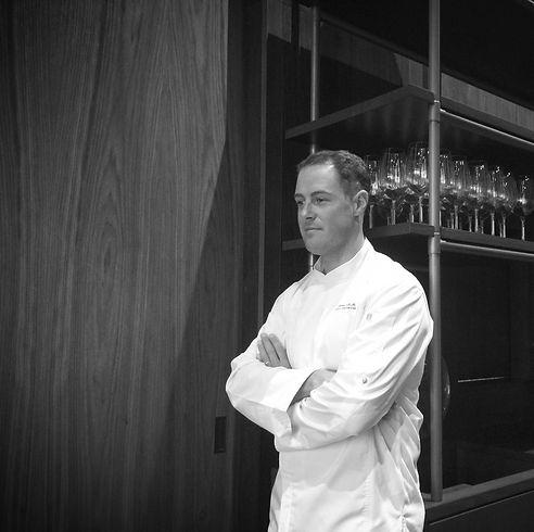 Andrew McGie. Heno & Rey Spanish Restaurant, Perth CBD.