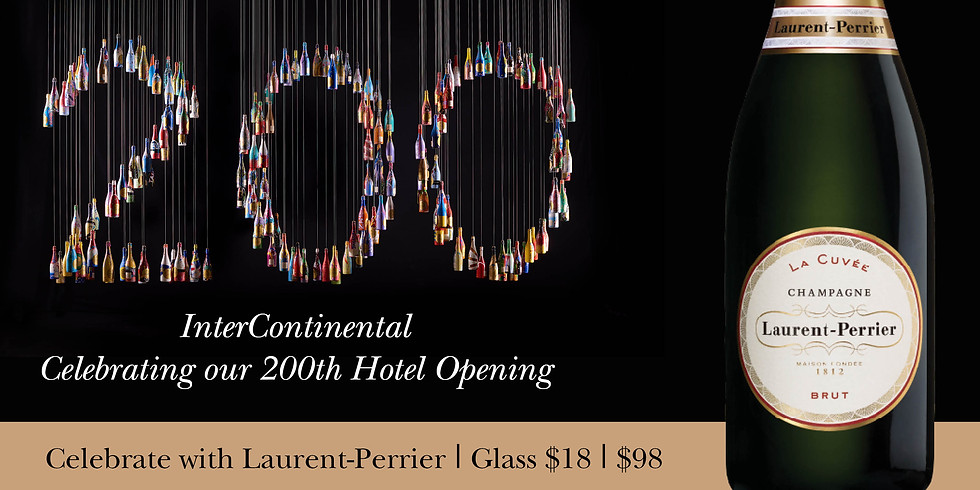 Celebrate 200 InterContinental Hotels