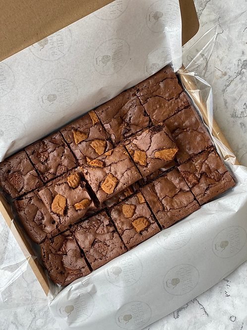 POSTAL Brownie box - LARGE - dispatched within 2-3 days of ordering
