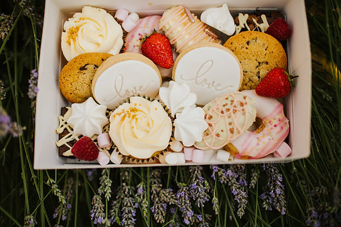 Treat Box for 2 - delivery Saturday 26th September OR collection from NN4