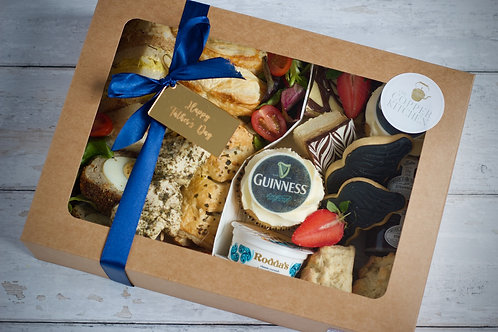REGULAR (serves 2) Father's Day box - delivery/collect (NN7) - Sun 20th June