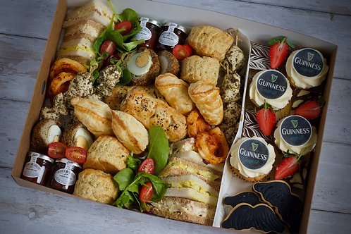 LARGE (serves 4) Father's Day box - delivery/collect (NN7) - Sun 20th June