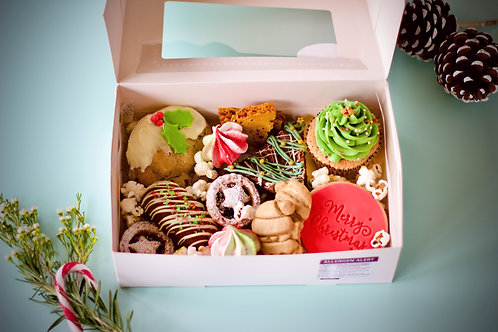 CHRISTMAS EVE Treat Box - Delivery OR Collect from NN4
