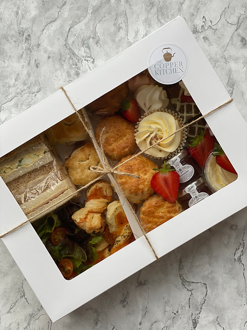 Afternoon Tea - Children's portion - Delivery OR collect (NN7)