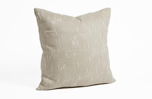 Decorative Pillow - Sawn Bleach